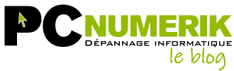PCnumerik – Le Blog Logo